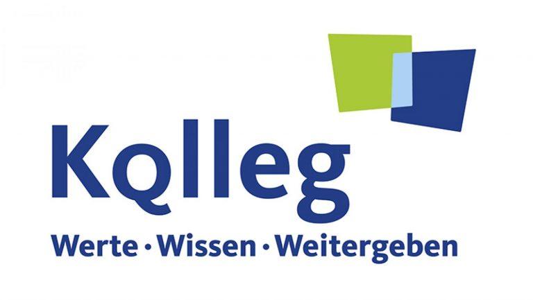 Logo Kolleg – Werte Wissen Weitergebe