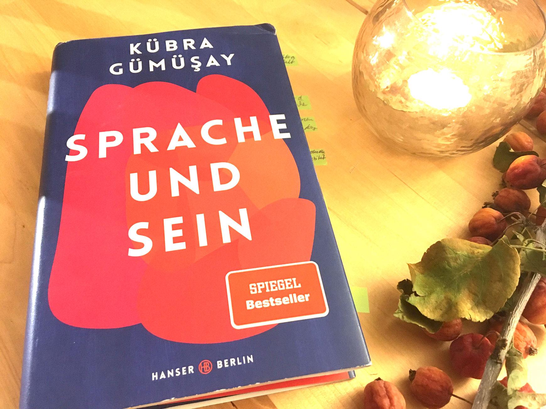 Sprache und Sein (von Kübra Gümüşay)